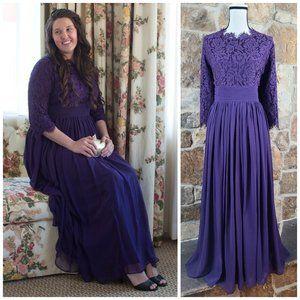 Dainty Jewells Exquisite English Manor Dress 3XL